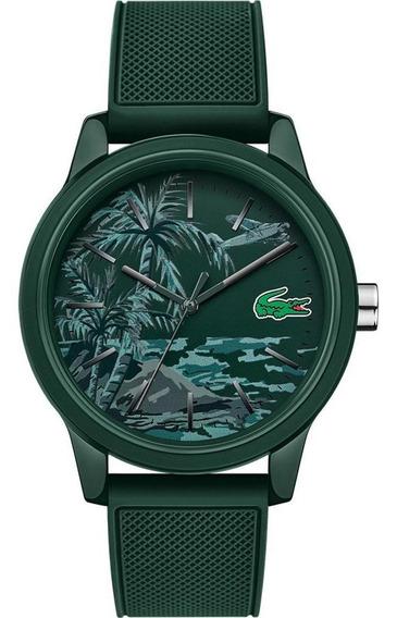 Reloj Caballero Lacoste Color Verde 2011023 - S007