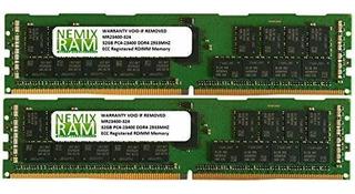 Nemix - Memoria Ram Compatible Con Apple Mac Pro 2019 7,1 (6
