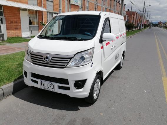 Changan Minivan Modelo 2015