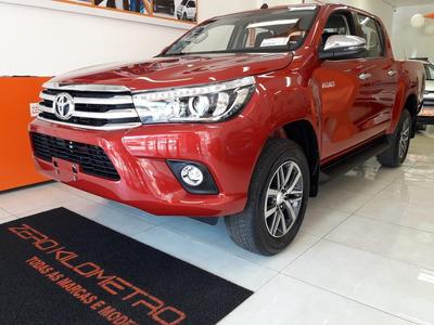 Toyota Hilux Cd 2.8 Srx 4x4