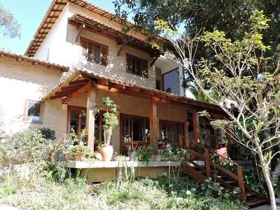 Casa Em Chácara Santa Lúcia Dos Ypes, Carapicuíba/sp De 525m² 3 Quartos À Venda Por R$ 1.980.000,00 - Ca121927