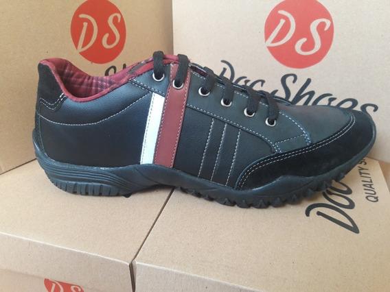Sapatênis Casual Tamanho Especial - Doc Shoes Do 46 Ao 50