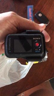 Cámara Y Reloja Sony