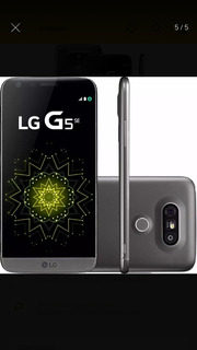 Smartphone Lg G5 Se Android 8.1 Tela 5.3 32gb 3 Cameras