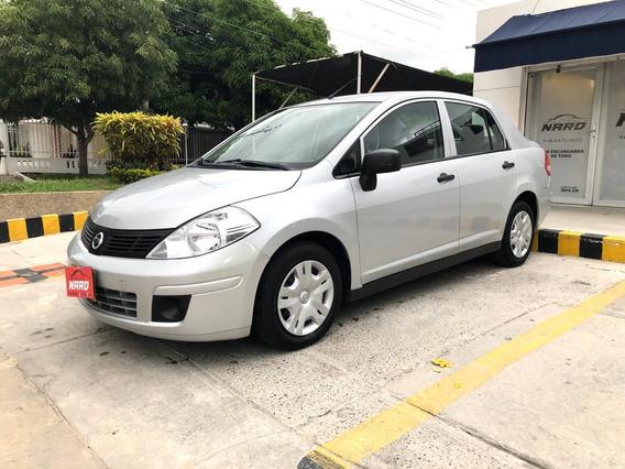 Nissan Tiida 2.016 Como Nuevo