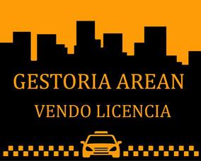 Vendo Licencia De Taxi 2011 - Lista Para Transferir
