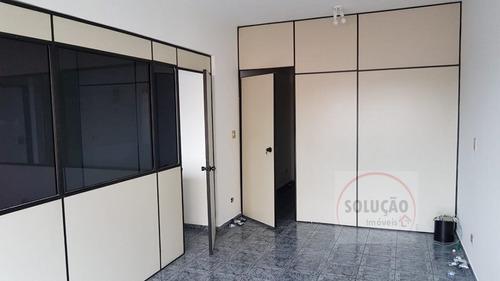 Sala Comercial Para Alugar No Bairro Santa Paula Em São - L1416-2