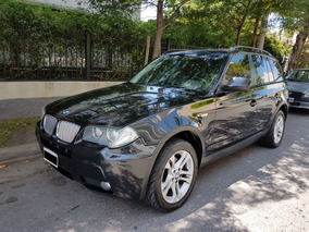Bmw X3 Xdrive 25i Steptronic / Financio Autos De Lujo