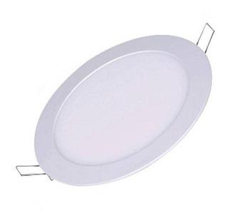 Kit 10 Luminária Painel Plafon Led Embutir 24w 25w