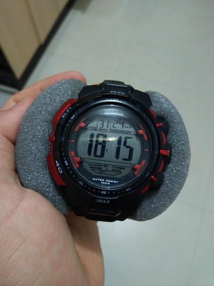 Relógio Digital X-games Modelo Xmppd401 Bxpx Semi Novo