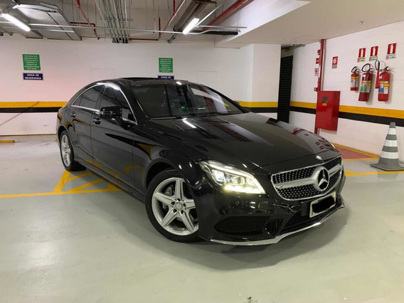 Mercedes-benz Cls 400- 2015 - 27.000kms - Blindado