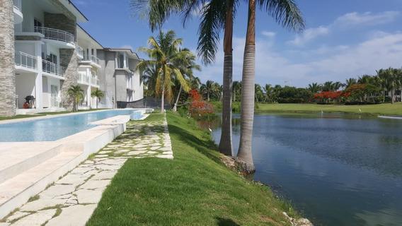 Apartamentos Listo Para Entrega Con Vista Al Campo De Golf De 3 Habitaciones
