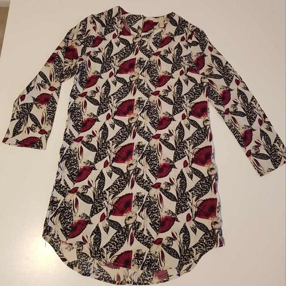 Vestido Camisa Blusa Kosiuko No Cher