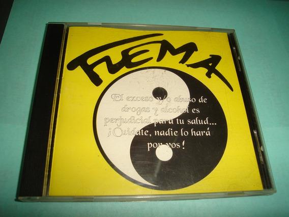 Flema - En Exceso - Cd - 1° Edicion Ind. Arg.