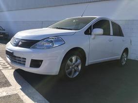 Nissan Tiida 4p Sedan Advance L4/1.8 Man
