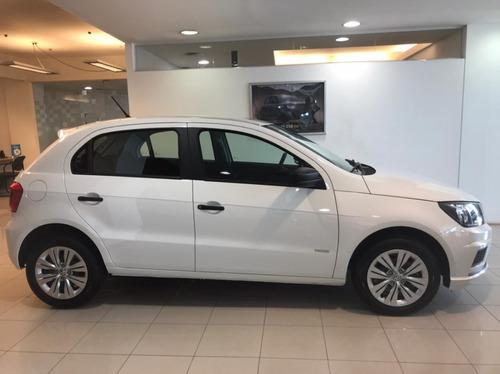 Volkswagen Nuevo Gol Trend Trendline 1.6 Manual 0km 2021