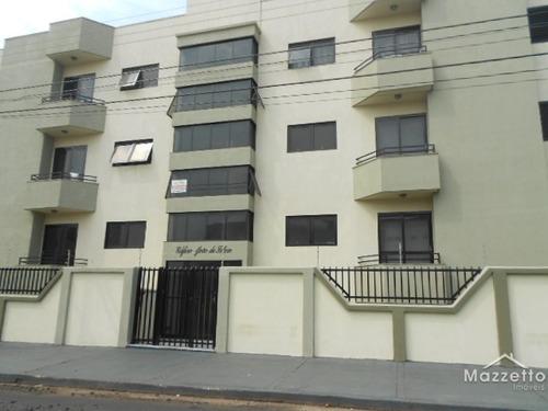 Imagem 1 de 10 de Apartamento 01 Dormitório - Jd Iraja - Cód- 3717960
