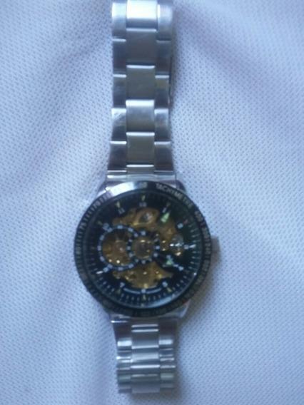 Relógio Automático Colouring Luxo.