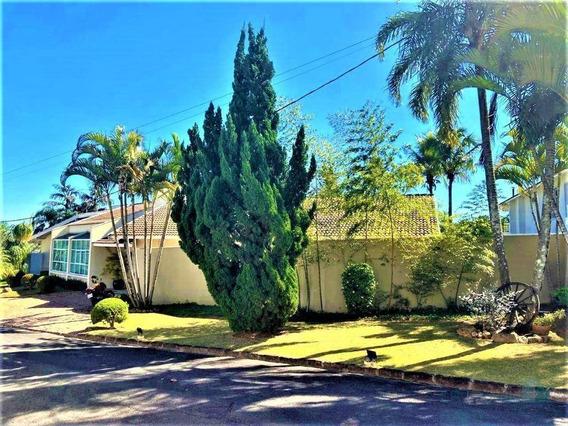 Casa Com 4 Suítes Em Vinhedo, 550 Metros, 4 Vagas, Amplo Lazer. - Ch0021