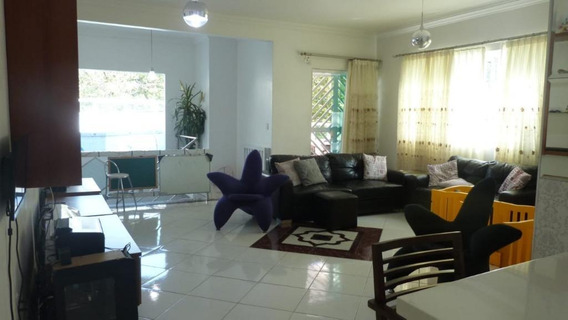 Casa Em Marapé, Santos/sp De 300m² 6 Quartos À Venda Por R$ 1.900.000,00 - Ca266163