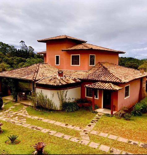 Chácara São Roque 6 Dormitórios Condomínio Vista P/ Natureza
