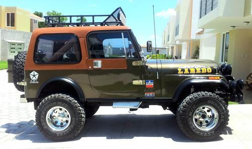Imagen 1 de 15 de Jeep Cj-7 Laredo