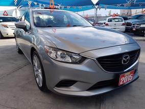 Mazda 6 Sport 2015 Equipado 2.5l Aut