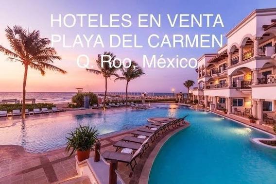 Hoteles En Venta Playa Del Carmen México