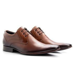 43701911a48c2 Sapato Social Verniz Preto Em Couro Bigioni Masculino - Sapatos ...