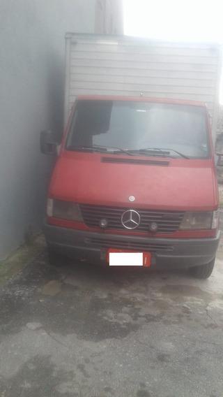 Sprinter 312 Diesel Caminhão Mercedes (agregado)aceita Troca