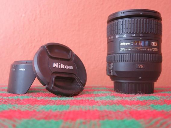 Nikon 16-85mm Vr 3.5 - 5.6