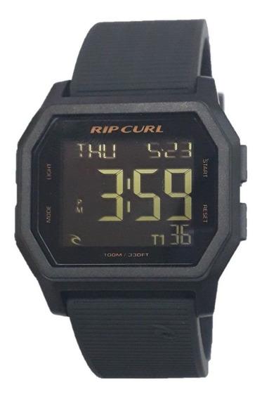 Relógio Rip Curl Atom Digital Grafite + Nota Fiscal