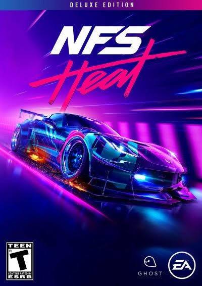 Need For Speed Heat Pc + Qualquer Jogo A Sua Escolha