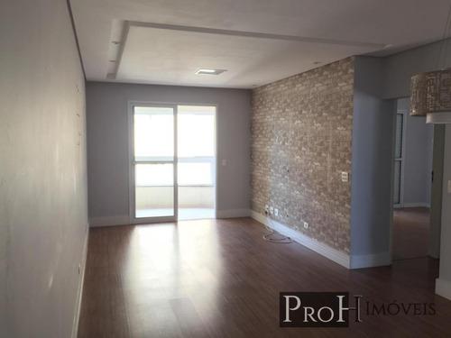 Imagem 1 de 15 de Apartamento Para Venda Em São Bernardo Do Campo, Rudge Ramos, 3 Dormitórios, 1 Suíte, 3 Banheiros, 2 Vagas - Edaquadav