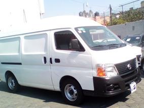 Nissan Urvan Panel Toldo Alto Diesel Tm 2008