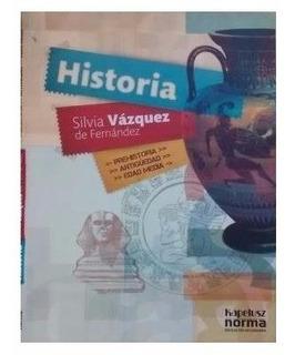 Historia Prehistoria Antiguedad Edad Media - Kapelusz