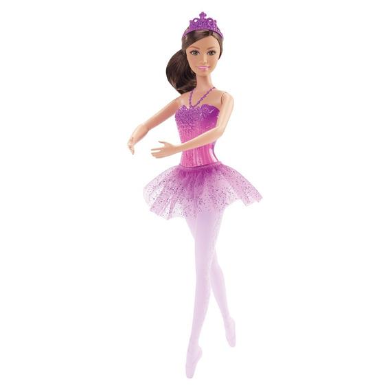Boneca Barbie - Bailarina - Morena - Mattel