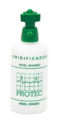 Copo Frasco Umidificador Para Oxigênio 250ml (anvisa)
