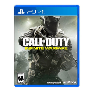Call Of Duty Infinite Warfare Ps4 Fisico M P Sebivan Ventas