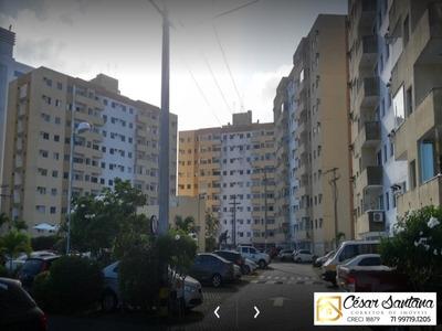 Apartamento 2/4 Quartos, Passando Financiamento Em Lauro De Freitas - Ap00710 - 34121482