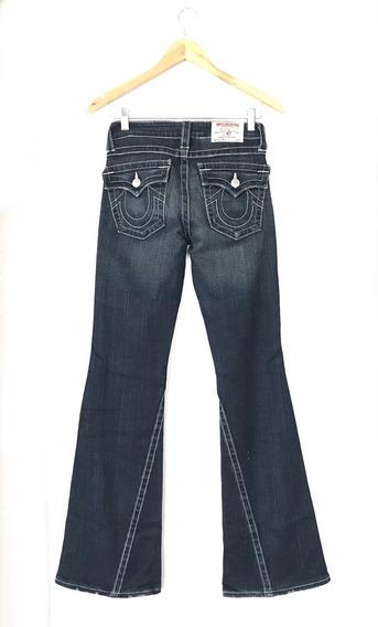 True Religion - Calça Jeans Fem 36