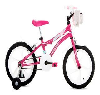 Bicicleta Infantil Aro 16 Tina Houston