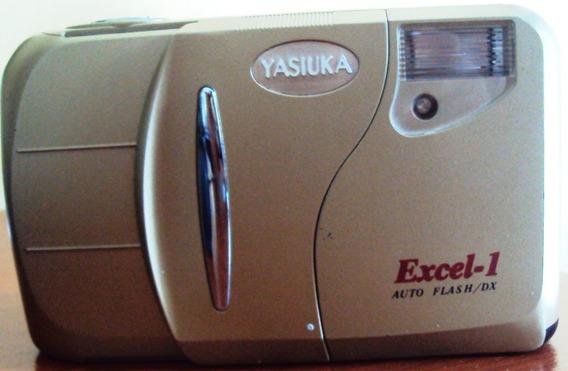 064 Prd- Antiga Máquina Fotográfica Analógica Yasiuka - Exce