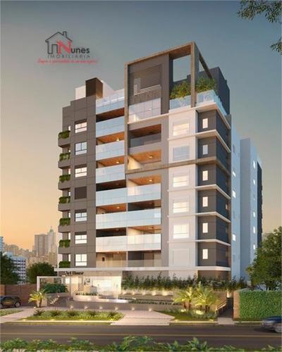 Apartamento No Bairro Ahú Em Curitiba Pr - 15758