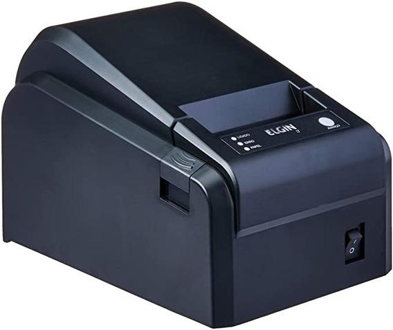 Impressora Não Fiscal Elgin I7 Serrilha Usb