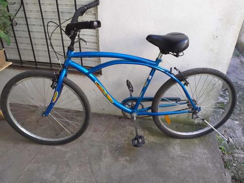 Bicicleta Playera Hendel Rodado 26