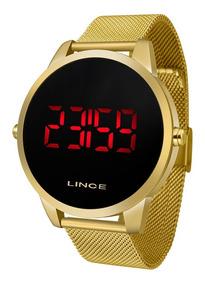 Relógio Lince Mdg4586l Pxkx - Original Com Nota Fiscal