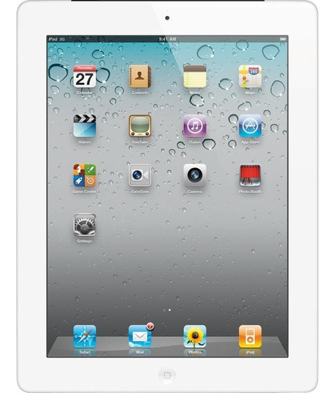 Apple iPad 2 16gb Wifi 16gb Seminovos Com Nf
