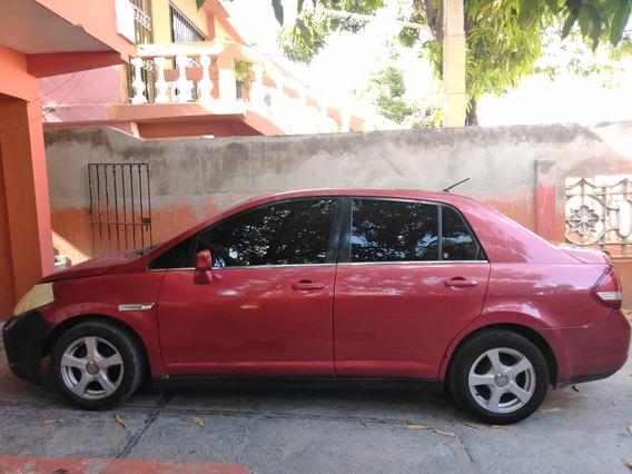 De Oportunidad, Nissan Tiida 2007