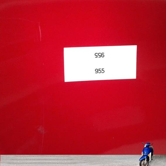 Para-lama Dianteiro Original Honda Lead 2013 Vermelho Show